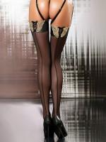 Lolitta Strapsset: Pretty, schwarz