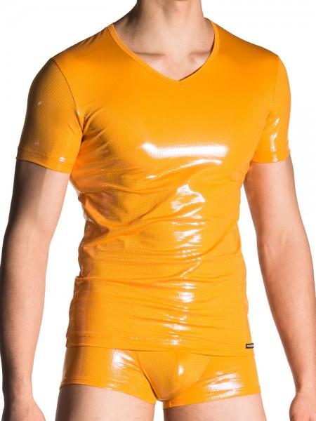 MANSTORE M710: V-Neck-Shirt, nectar