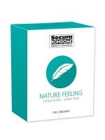 Secura Nature Feeling: Kondome, 100er Pack