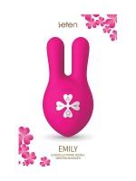 Leten Emily: Aufliegevibrator, pink