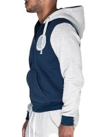 Supawear Sports Club: Hoodie, navy