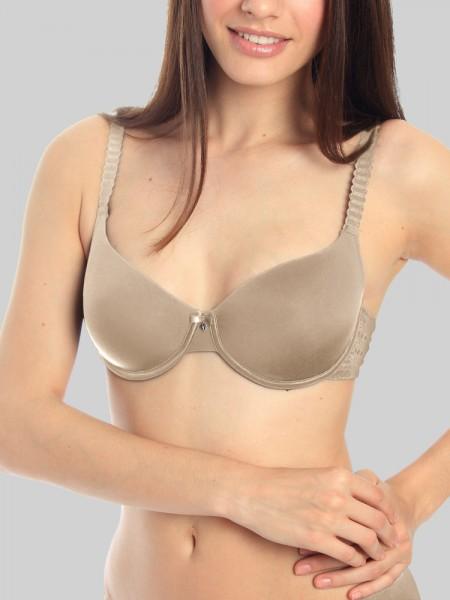 Sassa Lovely Secret: Schalen-BH, skin