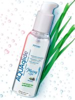 AQUAglide Spa 2in1: Massage + Gleitgel Lemongrass (200ml)