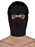 Ouch! Extreme Neoprene Hood: Kopfmaske, schwarz