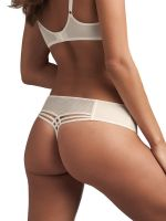 Marlies Dekkers Dame de Paris: String, egyptian ivory