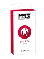 Secura Big Boy: Kondome, 12er Pack