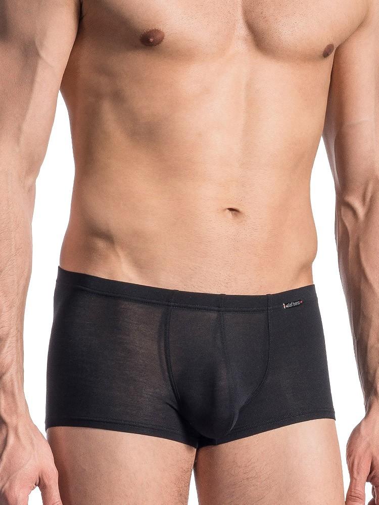 Olaf Benz RED1665: Minipant, schwarz