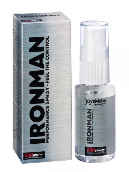 IRONMAN Intimate Care Spray (30ml)