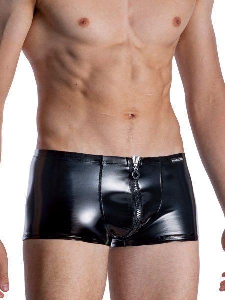 MANSTORE M965: Zipped Pant, schwarz