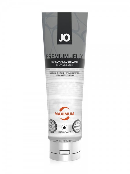 System JO Premium Jelly Siliconbased Maximum: Gleitgel (120ml)