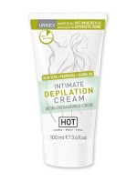HOT Intimate Depilation Creme: Enthaarungscreme (100ml)