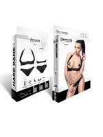 Demoniq Hard Candy Hebe-Set: Mia, schwarz