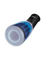 ZOLO 360° Rotating Male Stimulator: Masturbator, blau/schwarz