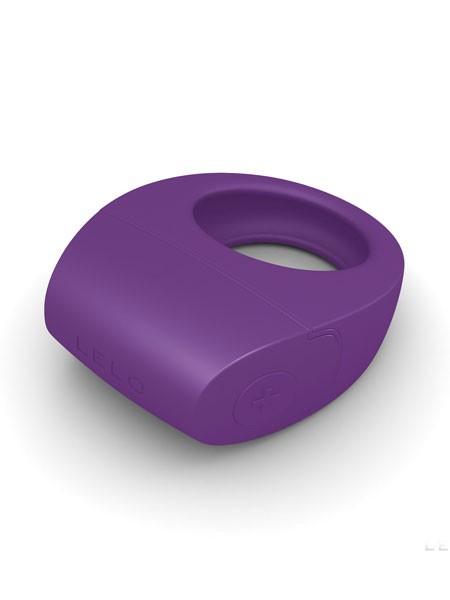Lelo Tor 2: Penisring mit Vibration, lila