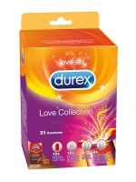 Durex Love Collection: Kondome, 31er Pack