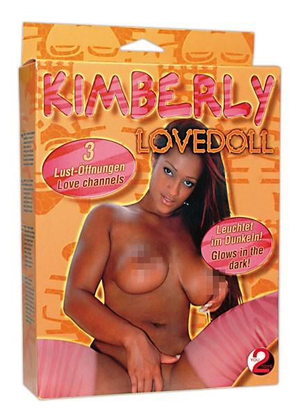 Liebespuppe Kimberly