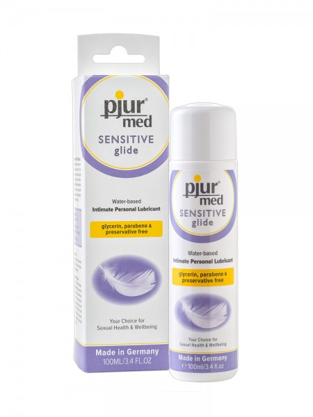 Gleitgel: pjur Sensitive (100ml)