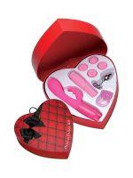 Frisky Passion Deluxe Kit: Lovetoy-Geschenkebox, rosa