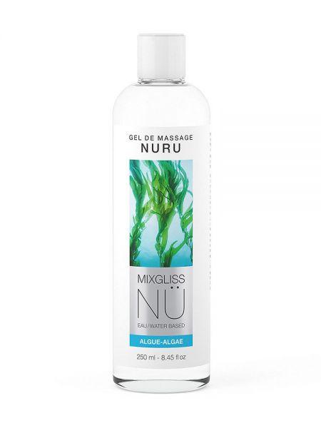 Nu Mixgliss Algue: Nuru Massagegel (250ml)