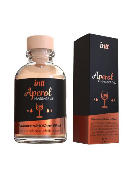 intt Massage Gel Aperol: Massagegel (30ml)