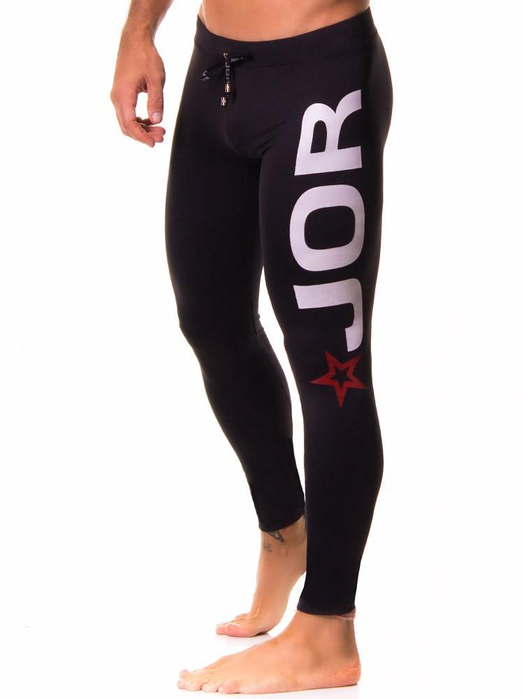 JOR Olympic: Long Pant, schwarz