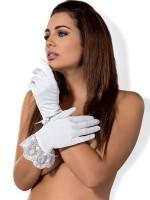 Obsessive Etheria: Handschuhe, weiß
