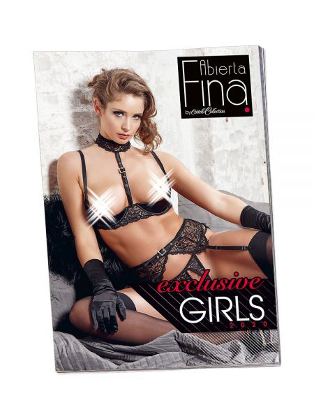 Pin-Up Kalender: Abierta Fiena 2020
