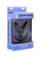 Zeus Electro Anchor Mini E-Stim: Elektro-Analplug, schwarz