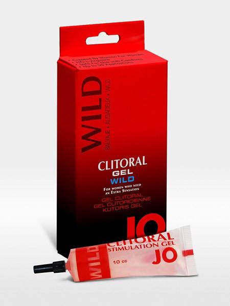 System JO Jo Wild Clitoral Gel (10ml)