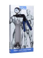 Tom of Finland Heavy Duty Cock Pump: Penispumpe, transparent