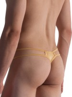 Olaf Benz RED1804: Stringtanga, gold