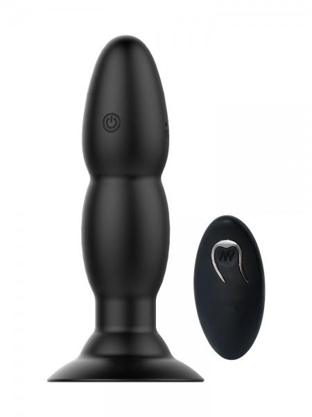 Sexentials Jubilation: Vibro-Plug, schwarz