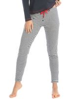 Sassa Sea Spirit: Lounge Pant, midnight blue stripe