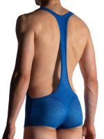MANSTORE M955: Wrestler Body, blau