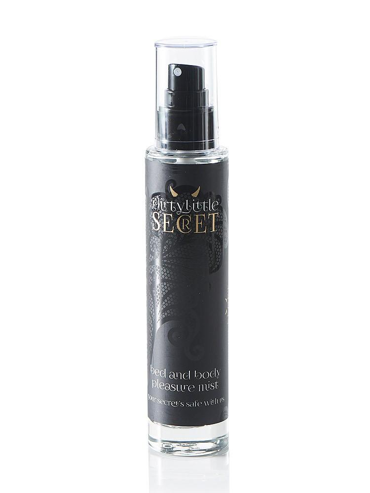 Dirty Little Secret Bed and Body Pleasure Mist: Bodyspray (100ml)