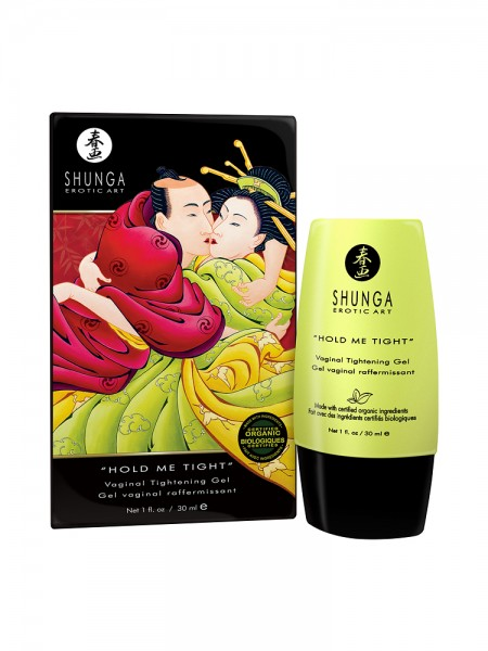 Shunga Hold Me Tight: Vaginalgel (30ml)