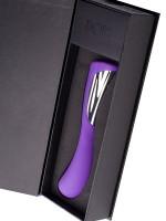 Dorr Silker: G-Punkt-Vibrator, lila