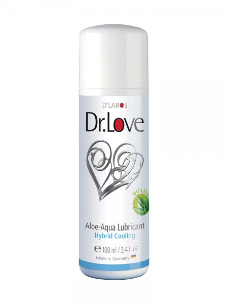 Gleitgel: Dr. Love Aloe-Aqua Hybrid Cooling (100ml)