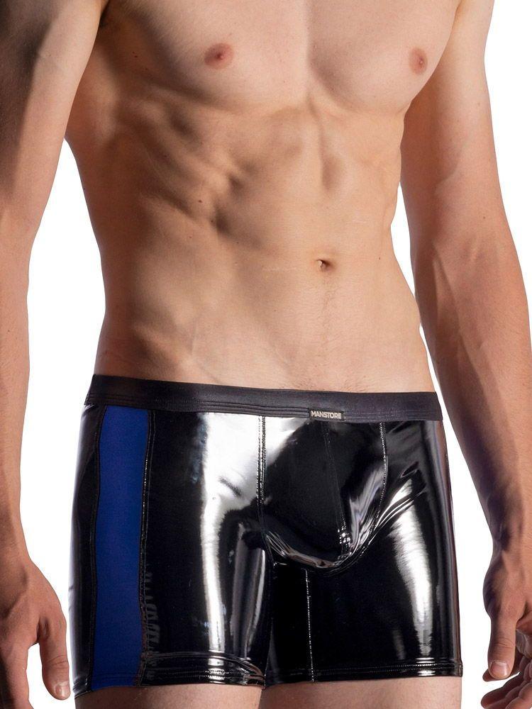 MANSTORE M954: Hip Boxer, schwarz (M)