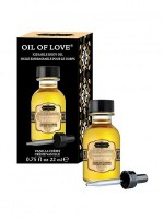 Kama Sutra Oil of Love: Vanilla Cream Liebesöl (22ml)
