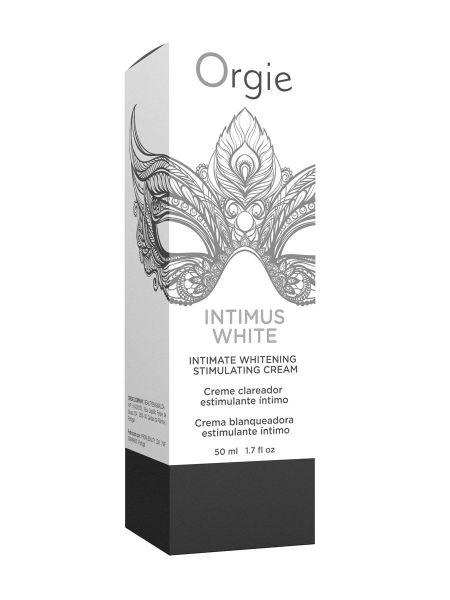 Orgie Intimus White: Intim-Aufhellungscreme (50ml)