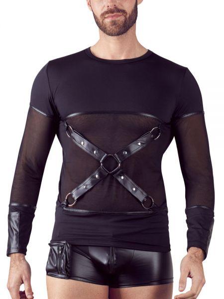 NEK Longsleeve Shirt, schwarz
