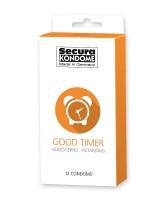 Secura Good Timer: Kondome, 12er Pack
