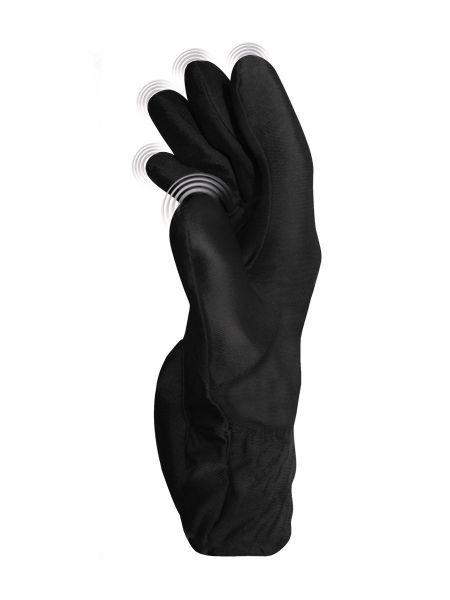 FUKUOKU: Vibro-Massagehandschuh, schwarz