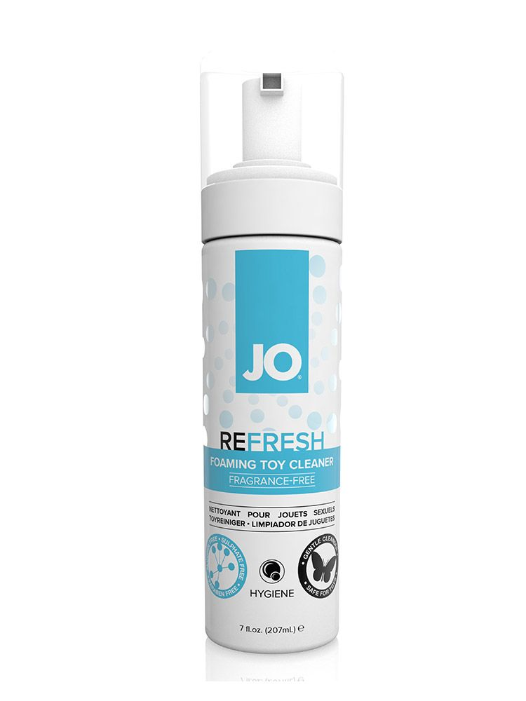System JO - Refresh Foaming Toy Cleaner (207ml)