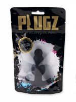FeelzToys Plugz Black Nr. 1: Analplug, schwarz