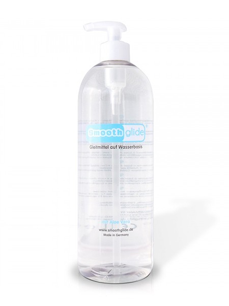 Gleitgel: Smoothglide Waterbased Aloe Vera (1000ml)