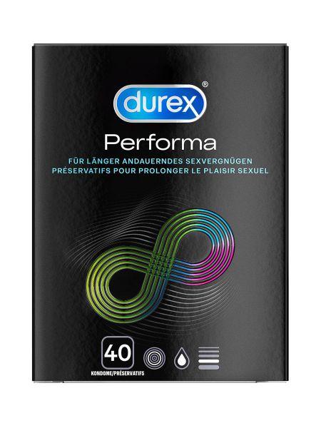 Durex Performa Kondome, 40er Pack
