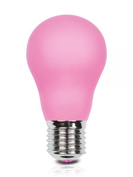 G-Bulb: Aufliegevibrator, pink