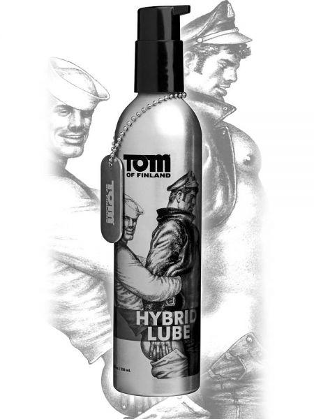 Tom of Finland Hybrid Lube: Gleitgel (236ml)